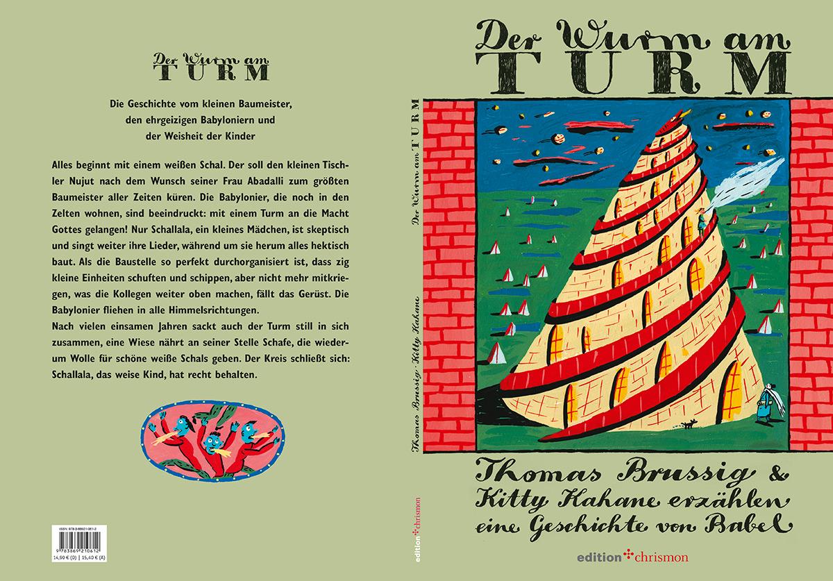 Der Wurm am Turm-1